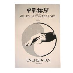 Willy Penzel - Akupunktúrás masszázs - Energiatan 2. kötet