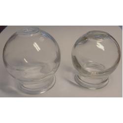 Hagyományos nagy üvegköpölyök