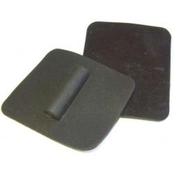 Vezető gumielektróda pár TENS készülékhez
