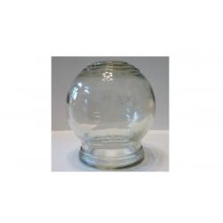 Hagyományos kicsi üvegköpölyök