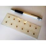 Accu-Band 9000 gauss - akupresszúrás testmágnes