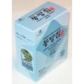 0,3x40mm-es koreai steril egyszerhasználatos akupunktúrás tű tűvezetőkkel