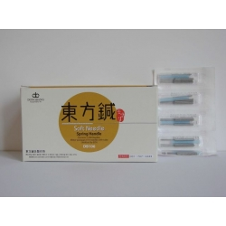 Koreai steril egyszerhasználatos akupunktúrás tű
