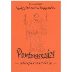 Temesvári Gabriella - Akupresszúra - Pontmasszázs