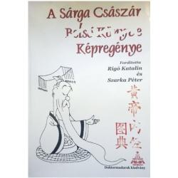 Rigó  Katalin és Szarka Péter - A Sárga Császár Belső Könyve Képregénye